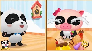 お菓子食べ過ぎて大変な事になっちゃった&人気動画まとめ 連続再生 | 迷路大冒険 | 赤ちゃんが喜ぶアニメ | 動画 | BabyBus thumbnail