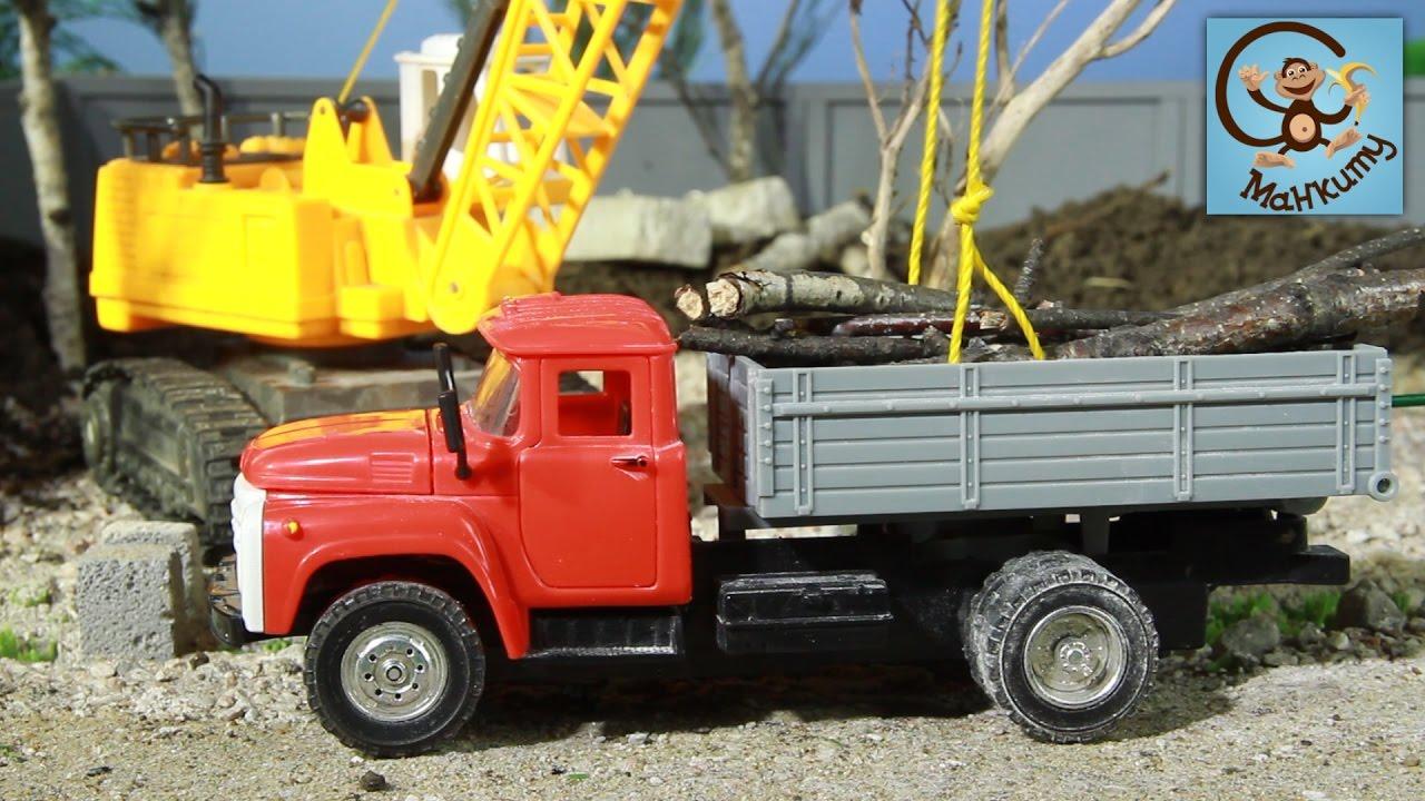 Главная · игрушки · игрушки для мальчиков · транспортные средства · cпецтехника · строительная; подъемный кран на радиоуправлении 100см.