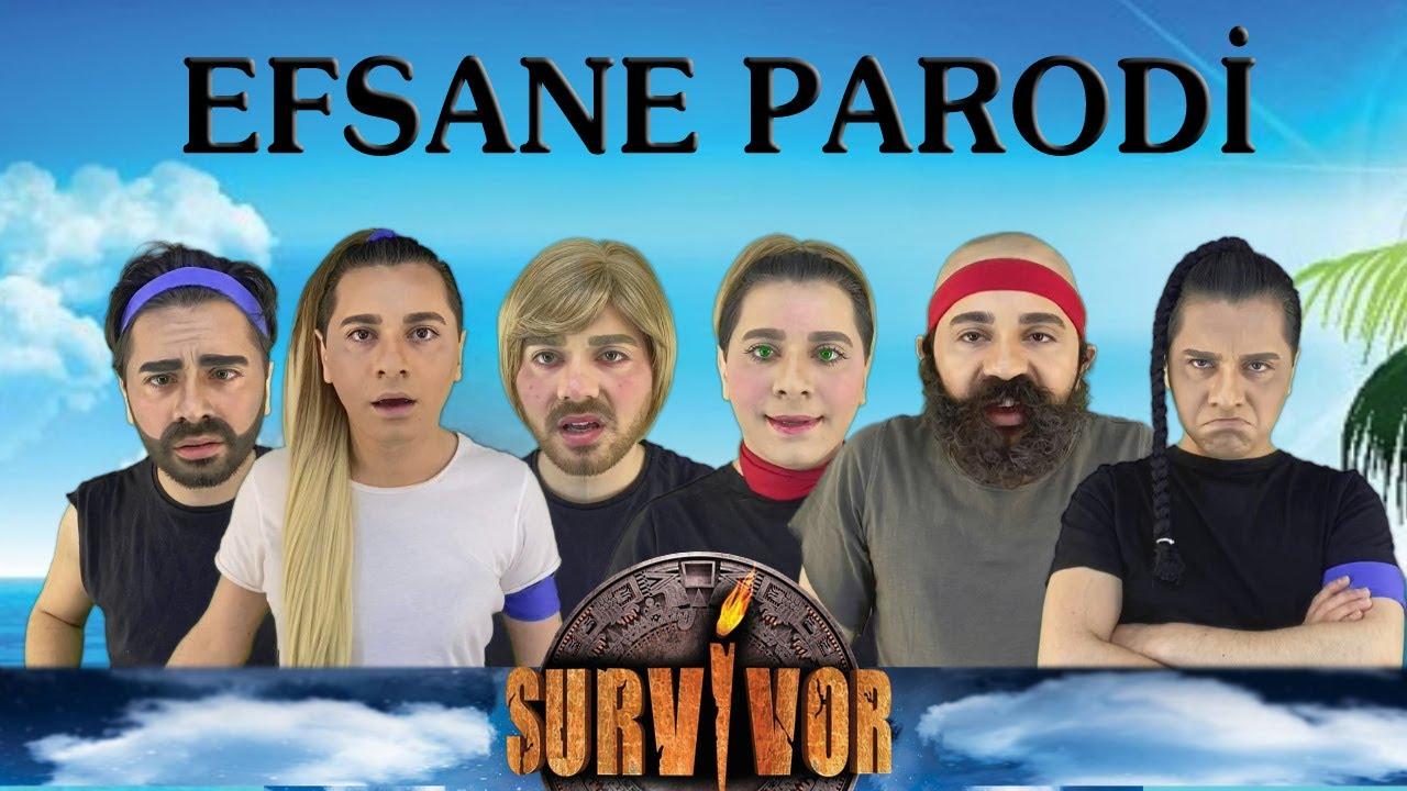 SURVİVOR 2020 - EFSANE PARODİ