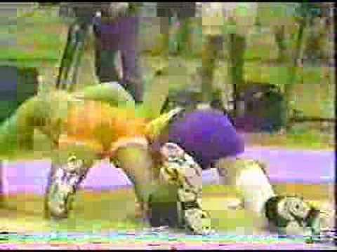 John Smith vs Greg Randall
