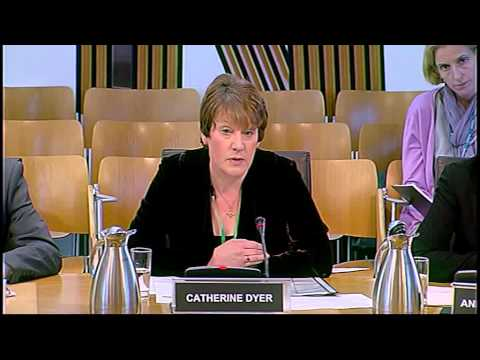 Justice Committee - Scottish Parliament: 29th October 2013