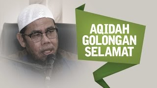 Download Video Aqidah Golongan Selamat - Ust Zainal Abidin.Lc - Pertemuan 2 MP3 3GP MP4