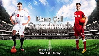 LG Super UHD Nano Cell TV #Ad