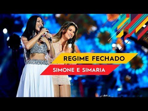 Regime Fechado - Simone & Simaria - Villa Mix Goiânia   Ao Vivo