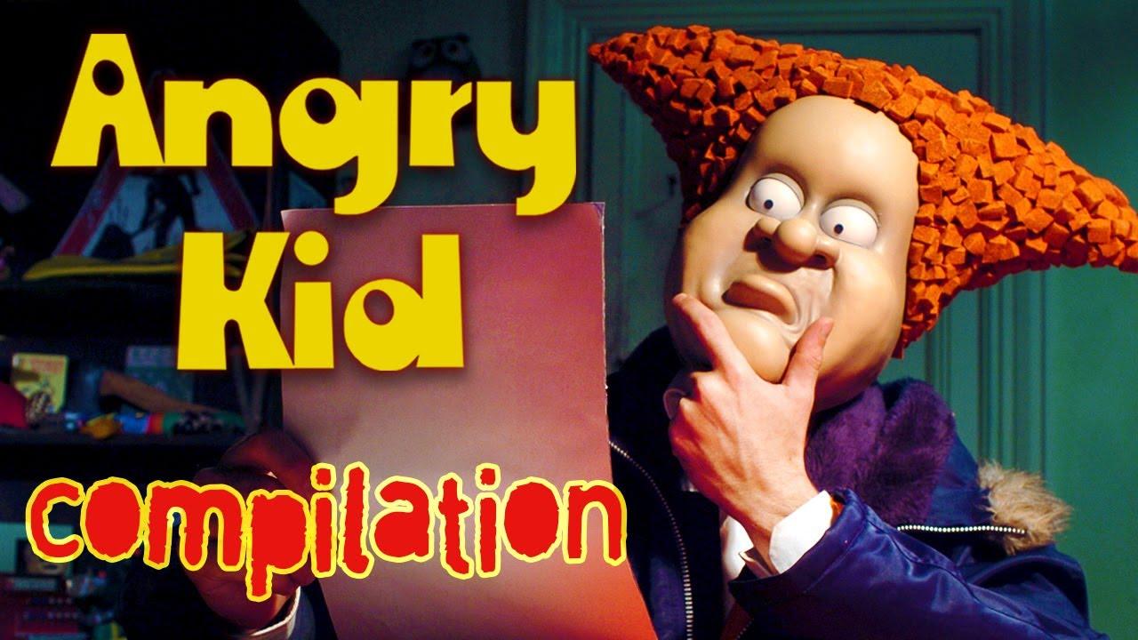 Angry Kid Series 4 Compilation