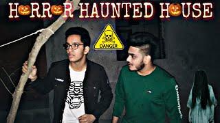 HORROR HAUNTED HOUSE | GHOST VILLA | HORROR GHOST VIDEO | HAUNTED VLOG | BHOOT| GAUTAM DUGGAL | IREE