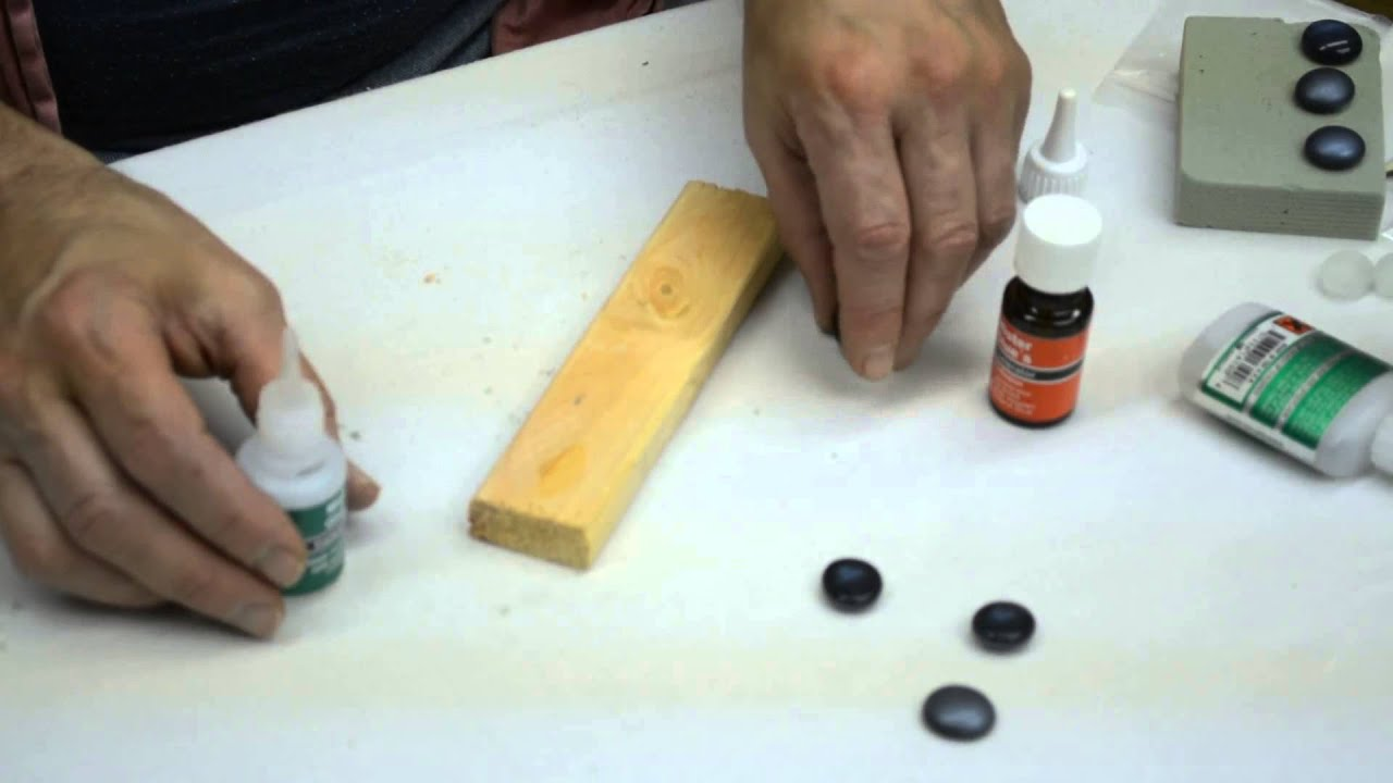 How to glue the glass to the glass 11