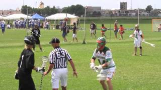 New Zealand vs Ireland Lacrosse