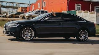 Лучшая - Audi A6 2012 б/у // Anton Avtoman