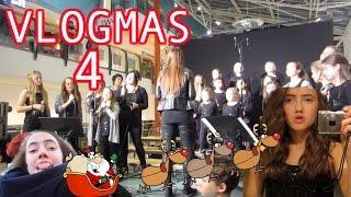 Jeg Synger På Sartor! Vlogmas 4