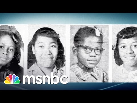 16th St. Baptist Church Bombing | This Day Forward | msnbc