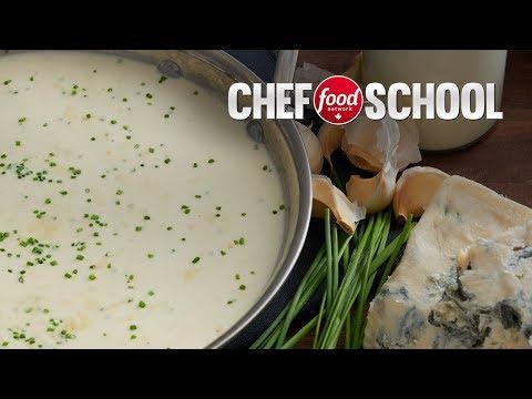 Easiest Gorgonzola Cream Sauce | Chef School