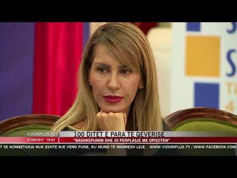News Edition in Albanian Language - 7 Shtator 2017 - 19:00 - News, Lajme - Vizion Plus