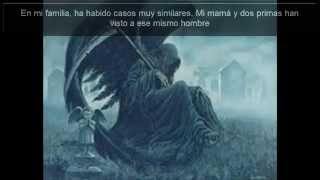 """Historia de Terror subtitulada 2C tec """"El hombre de Saco y sombrero"""""""