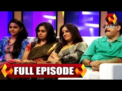 JB Junction :Menaka Suresh & Family - Part 01 | 30 08 2014