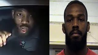 BREAKING NEWS!!! JON JONES ARRESTED FOR DWI AND GUN CHARGES!!!