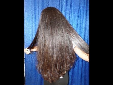 Укладка волос или как я выпрямляю свои волосы