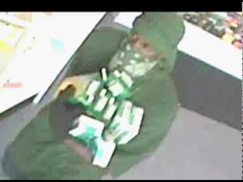 Robbery at Tobacco World Suspects WANTED REWARD! - Crime Stoppers 14-118843