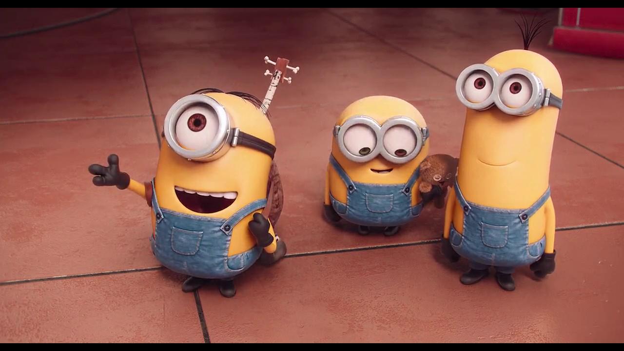 "Download Minions (2015) 720p BluRay ""SamplE"""