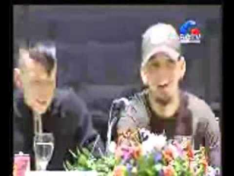 Linkin Park Live In Jakarta 2004 (Liputan SCTV) 1
