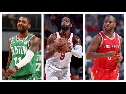 Best of Familiar Faces in New Places from the 2017 Preseason