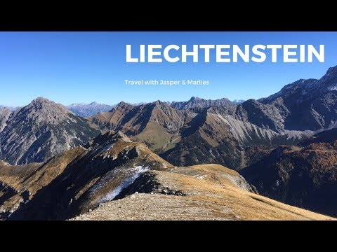 Liechtenstein (Travel with Jasper & Marlies)