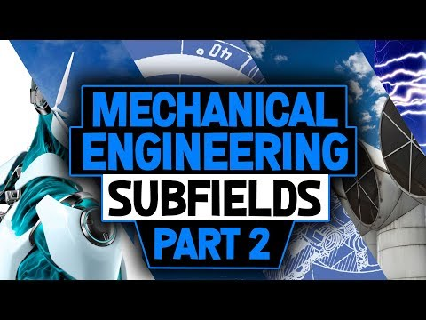Mechanical Engineering Concentrations (Part 2) - Is it the Right Major For Me?
