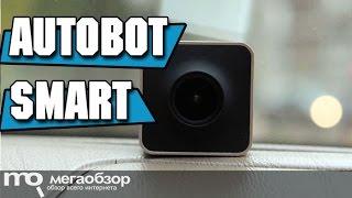 видео Видеорегистратор Rock Autobot Eye Smart Dashcam Full HD