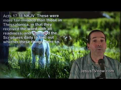 62 1 John 4 - Ken Zenk - Bible Studies