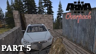 ARMA 3: Overpoch/Epoch Chernarus - Panic Room Building - Part 5