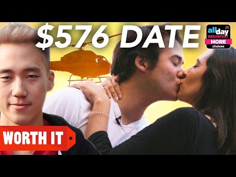 $12 Date Vs. $576 Date // Sponsored By McDonald's All Day Breakfast