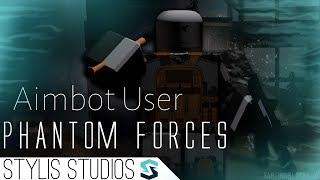 Roblox Phantom Forces | Aim bot user