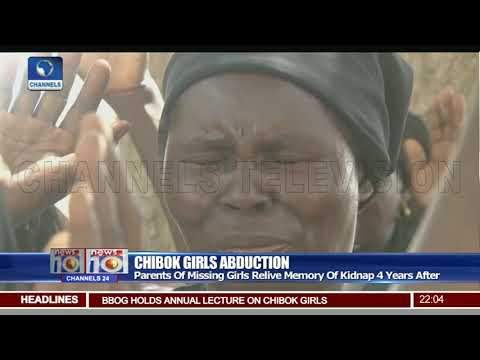 Parents Of Missing Chibok Girls Pray For Return Of Their Daughters thumbnail