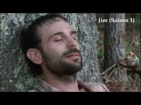 The Walking Dead : Mort des personnages Saison 1 à 5