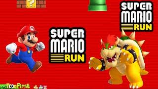 Super Mario Run iOS iPhone iPad Gameplay