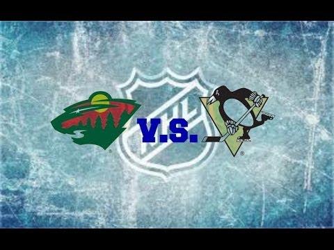 NHL: Pittsburgh Penguins V.S. Minnesota Wild (Xbox 360