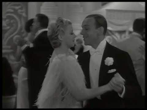 Fred Astaire Ginger Rogers Cheek To Cheek Youtube