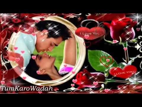 ♥ Seene Mein Dil Hai Dil Mein Hai DhadKan ♥ I Love You ♥ Kumar Sanu Alka YagnikYouTube