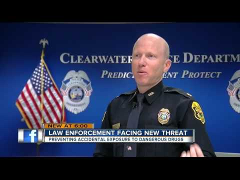 Clearwater Police facing exposure during drug raids
