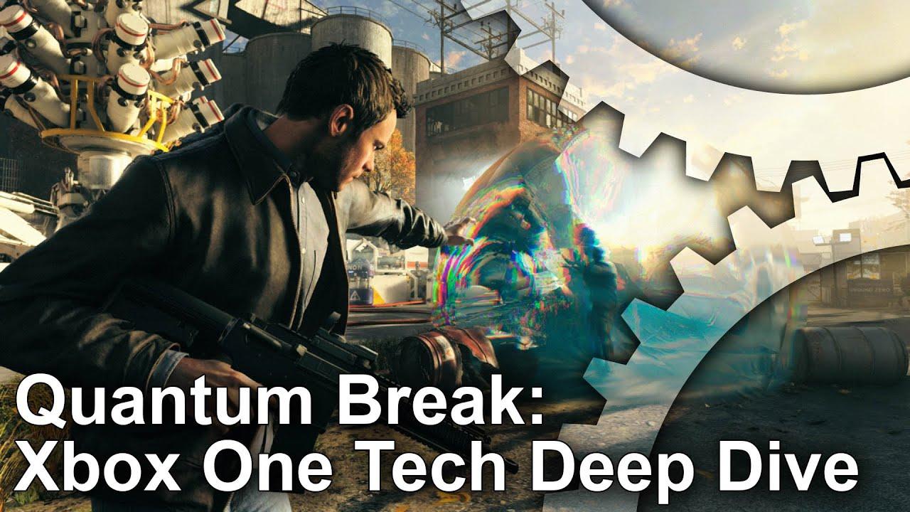 Quantum Break PC is better on DirectX 11 • Eurogamer net