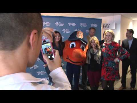 Athletics Partner Time Warner Cable opens new store in Syracuse