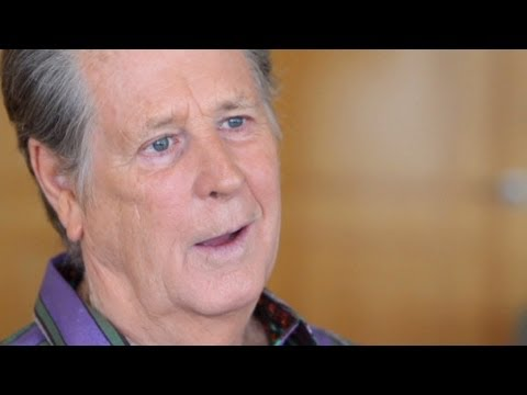 Brian Wilson 'hopes you like his music'