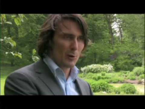 Niall Dunne Interview @Bioneers Conference [Zeist, Netherlands]