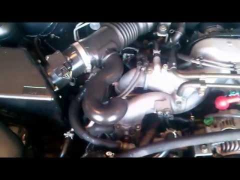 Стук двигателя на холодную Subaru Forester SG5 (EJ203 SOHC) 140HP атмосферник