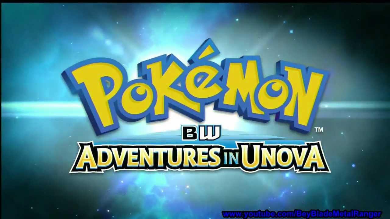 Pokemon Season 16: BW: Adventures in Unova Eng Dubbed All ...
