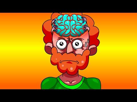 Что, если ускорить мозг в 10 раз (анимация)