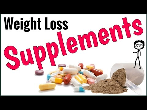 Supplements for Weight Loss - 8 Weight Loss Supplements That Actually Work 2017