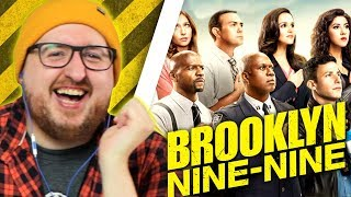 Irish People Watch Brooklyn Nine-Nine