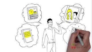 Мобильное приложение для вашего бизнеса(Реклама -двигатель прогресса. Это известно всем. Это известно и предпринимателю Генадию, владельцу парикма..., 2014-01-20T18:15:40.000Z)