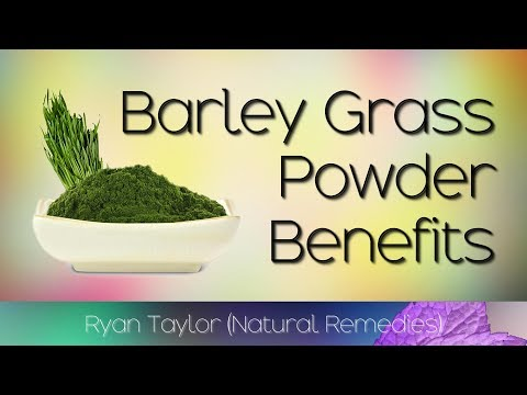 Barley Grass Powder: Benefits and Uses